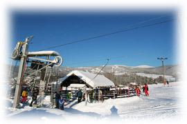 Skiareál Sachrovka